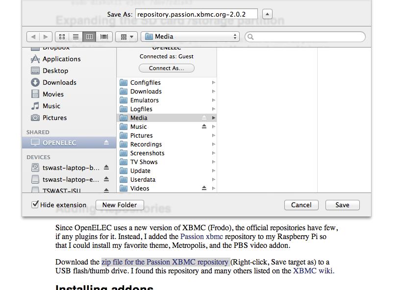 Raspberry pi software xbmc download